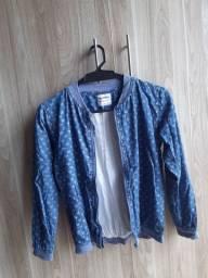 Casaco jeans Tam 12