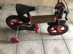 Bike novinha aro 16