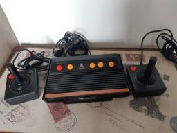 Vídeo game Atari novo