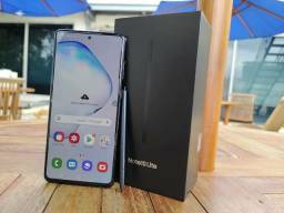 Samsung galaxy note 10 lite,2 dias de uso