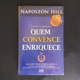 Livros- quem convence enriquece