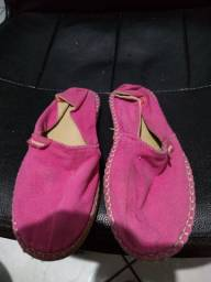 Sapato Havaianas tam. 34 rosa