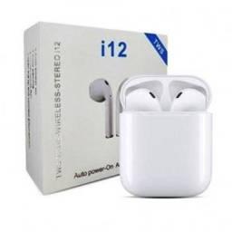 Fone De Ouvido Sem Fio Bluetooth 5.0 - Novo