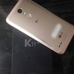 LG K11 Plus 32gb Dourado