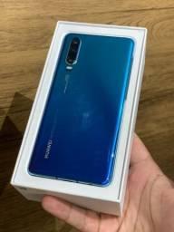 Huawei P30 128GB - Até 12x R$319,90 no cartão! Na caixa, perfeito estado! p30 128 gb