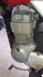 Moto CG Titan Honda mix 150 2009