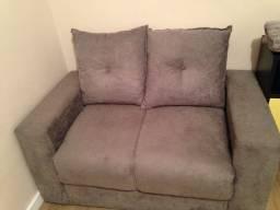 Conjunto sofa 2 e 3 lugares