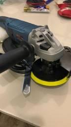 Politriz lixadeira Bosch 127v nova