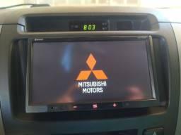 Vendo multimídia Mitsubishi em perfeito estado de conservação e funcionando tudo