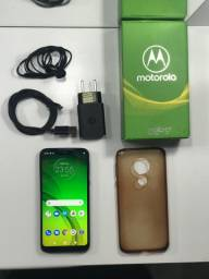 Moto G7 Power 64gb 4 RAM impecável completo
