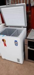 Freezer midea classe A 150 dupla ação