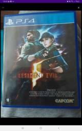 Resident evil 5 R$25,00