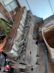 Motor 6 Cilindros COM RETENTOR opala e caravan