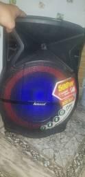 Caixa com defeito ANVOX 500W