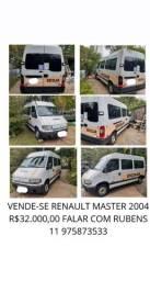 Vende-se Renault Master 2004