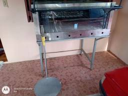 Forno industrial de pizza