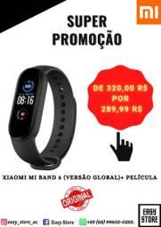 Super Promoção - Xiaomi Mi Band 5