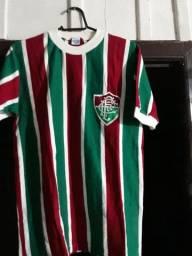 Camisa do Fluminense anos 80 impecável