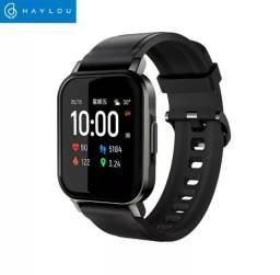 Haylou ls02 relógio inteligente smartwatch ip68 aprova d'água Xiaomi