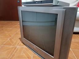 TV e Dvd LG 21 polegadas