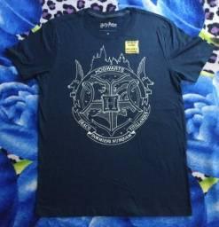 Camisa Harry Potter que Brilha no escuro