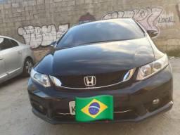 Honda Civic 2015/2016 única dona GNV 5ª Geração