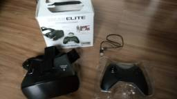 Kit Realidade Virtual oculos c/fone + controle por bluetooth