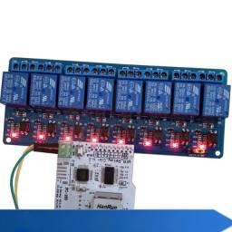 modulo rele 8 canal arduino