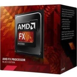 KIT UPGRADE / Placa mãe 970 gaming ddr3/ Processador Fx 8320e / 2 pentes hyperx 4gb ddr3