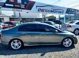 Honda Civic 1.8 Lxs 2009 top faça sua simulação para financiamento