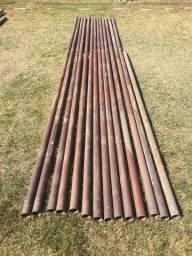 """13,5 Tubos de Cobre classe """"A"""", sem costura, 54 mm"""
