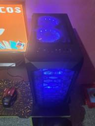 Pc Gamer Ryzen RX570 Roda TUDO