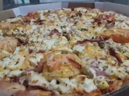 Promoção 2 pizzas.
