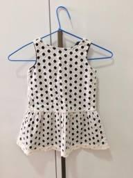 Vestido infantil Gap