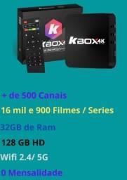 Box TV o melhor do mercado