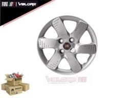 calota roda aro 14 novo uno fiat original 100205243