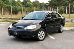 Toyota Corolla XEi 1.8 Flex 2008 BAIXA KM | IPVA PAGO | IMPECÁVEL!!!
