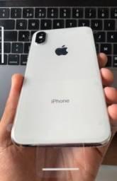 IPhone X branco 64