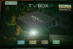 O Mais Atualizado TV Box 64/4 ram 128/8 ram Novos Garantia e entregamos