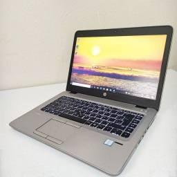 Título do anúncio: Notebook HP EliteBook i7 com SSD m.2 (12X SEM JUROS)