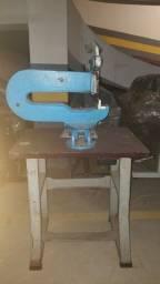 Maquina de cortar couro