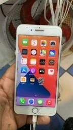 Iphone 8 plus 64gb **aceito cartao
