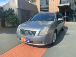 Nissan Sentra 2.0 S Cinza