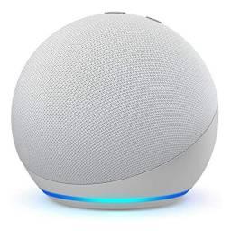 Novo Echo Dot (4ª Geração): Smart Speaker com Alexa - 12X Sem Juros