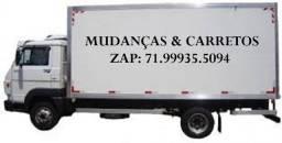 Mudanças Fretes Transportes de Cargas para o Interior 71.99935.5094