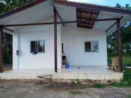 Casa nova recentemente feita