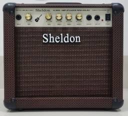 Amplificador Para Violão Sheldon Vl3800 - 40w