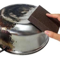 Esponja mágica melamina limpeza pesada anti ferrugem multi uso