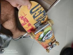 Skate zero bala