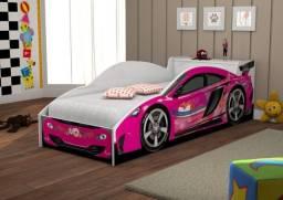 Cama Infantil com Baú [Novos] carros